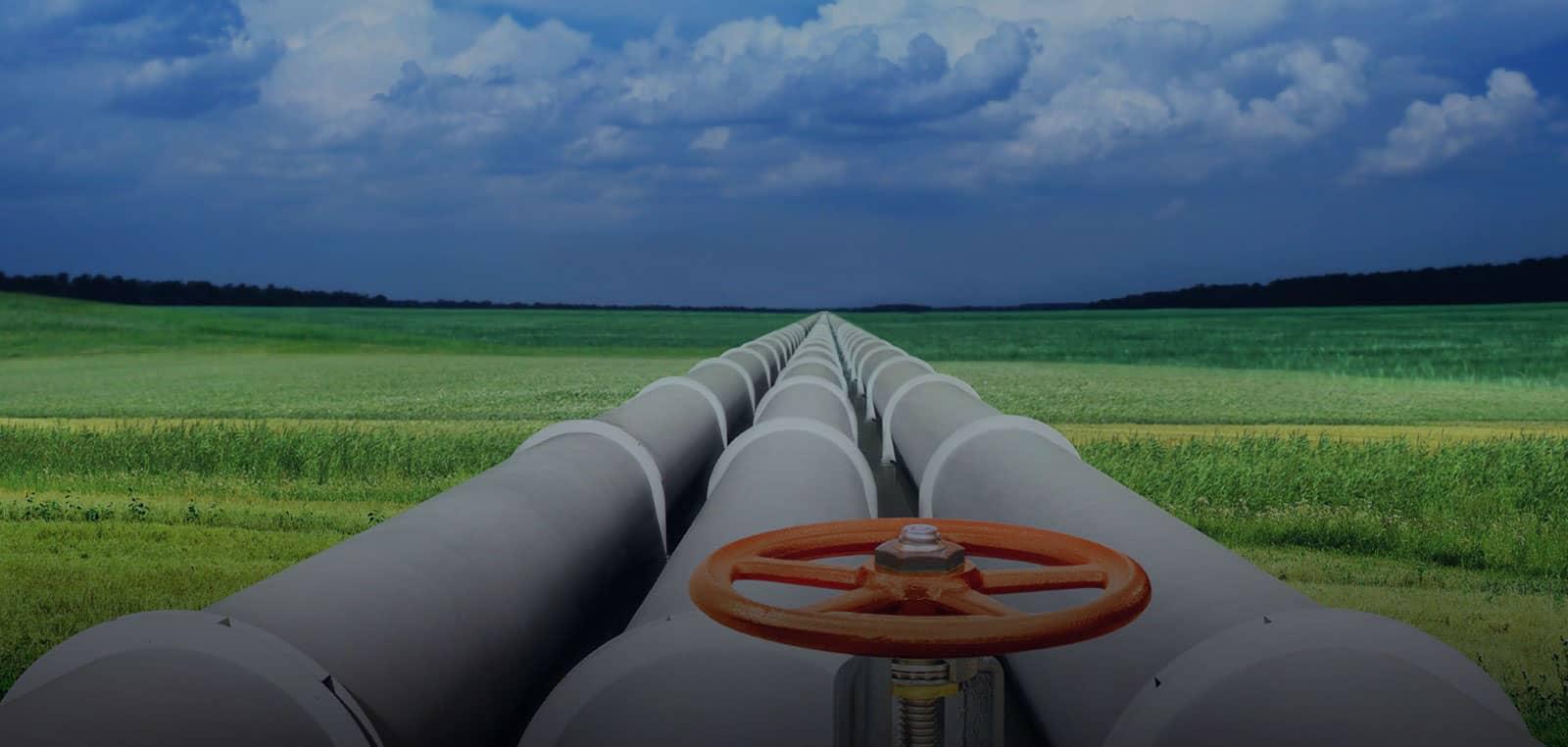 βιομηχανικές εγκαταστάσεις φυσικού αερίου