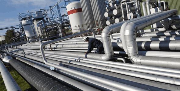 Τεχνικός τεχνίτης φυσικού αερίου